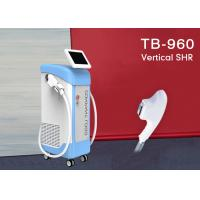 Multifunctional 3 in 1 IPL SHR Permenent Hair Removal Machine For Clinic / Salon