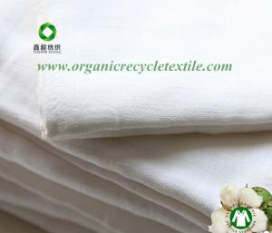 China Wholesale Organic cotton Gauze108*84 Fabric double Layer for babyswaddle Diaper on sale