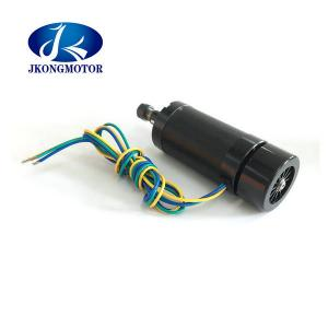 China JK57BLS04-19 High Speed Spindle Motors , Micro Brushless Motor Lightweight on sale