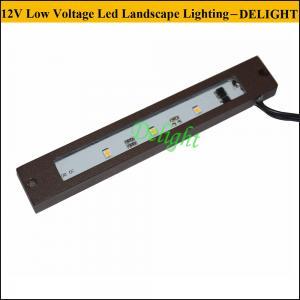 China 12V LED DeckLites for night lighting 12V LED Under Rail Light for Brick and stone wall eye lighting Undercover LED Light on sale