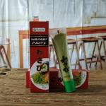 2.5g Mini Sachet Japanese Wasabi Pure Wasabi Paste For Sushi Seadfoods