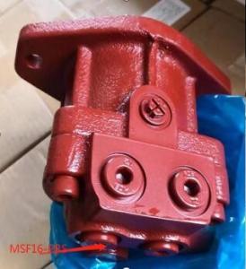 China Kayaba Excavator Hydaulic Piston Motor KYB16 MSF16-PRS on sale