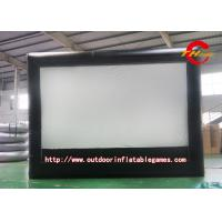 Giant Outdoor Inflatable Billboards Movie Screens Beautiful