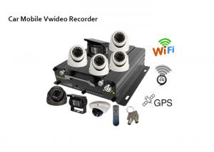 China HDD  Recording 8 Channel 1080P  HD Mobile DVR 4G/3G GPS with PTZ / Zoom function on sale