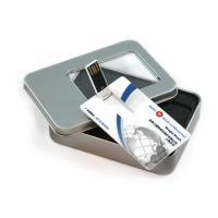 Promotional Credit Card Logo USB Flash Drive (N-042)