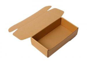 China Color Printing Custom Corrugated Shipping Boxes / Corrugated Carton Box on sale