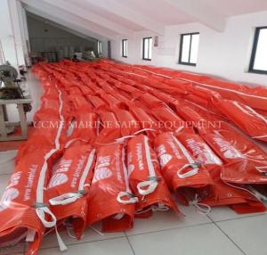 China Solid Float Rubber Oil Containment Boom Seaweed Boom on sale