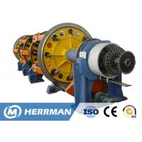 China Solid Conductor AAC ACSR Wire Cable Machine Aluminum Copper Planetary Type on sale