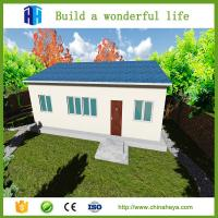 China low cost light steel prefab house kits prefabricated in South Africa on sale