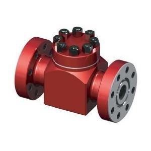 China API 6A /Wellhead/valve/Check Valve/Fixed throttle nozzle - adjustable throttle valve stem on sale