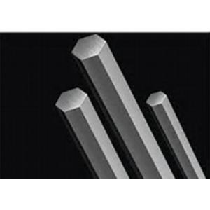 China Cold Drawn Hexagonal Stainless Steel Bar 5 - 46mm Size Bright Surface on sale