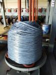 150m/min Single Wire Electro Galvanizing Machine For Binding Wire