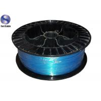 PVDF Material Silver Coated Copper Wire , Kynar Wire 30AWG For PCB Testing Field