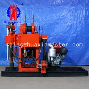 China supply XY-200 core drilling rig/high speed water well drilling rig/exploration drill machine with good price on sale