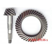 China 20CrMnTi TOYOTA Hiace Differential Bevel Gear OEM 41201-29536-S on sale