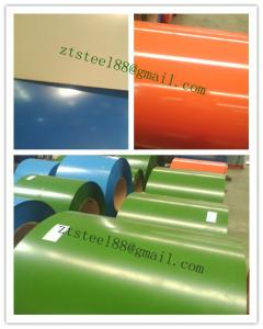 China roof material high tensile strength pre-painted galvalume steel coils buy steel coil on sale