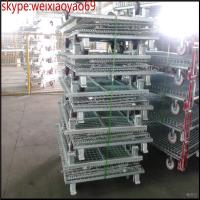 security cage/pallet cage/ wire mesh container cage/storage cage/industrial storage cabinets/metal storage bins