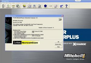 China Mitchell Manager Plus Truck Diagnostic Software for heavy truck on sale