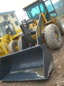 China second-hand payloader 2010 looking for XCMG WHEEL LOADER ZL50ex ZL50G 862 856 loader used komatsu wheel loader on sale
