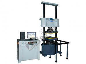 China YAW-1000 Automatic Compression Testing Machine to Test Materials, Concrete Test on sale