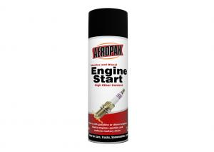 China Eco - Friendly Car Care Products Engine Starter Spray For Automobile Low Temperature on sale