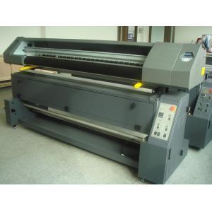 China imprimante de sublimation de 1.8M avec le tissu de textile d'imprimante à jet d'encre de tête d'Epson DX7 on sale
