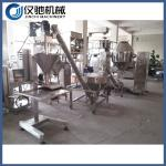 Auger filler vertical form fill seal machine for flour/Spices powder