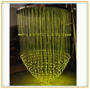 China Chandelier optic fiber for store decoration lighting (OFC-019  A) on sale
