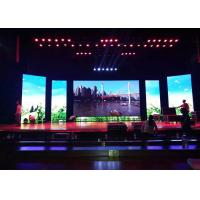 Full Color Led Video Wall Rental, Decorative Stage Background Led Screen P3.91