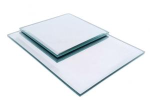 China 6mm Thickness Silver Mirror Sheet , House Mirror Glass For Building / Hotel on sale