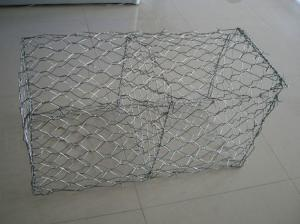 China Hot sale 80*100 hot dipped gabion box/gabion mesh/gabion mattress for philippines market on sale