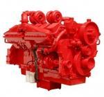 Двигатель движения вперед 40КВ 3 участков главный охлаждая теплообменным аппаратом