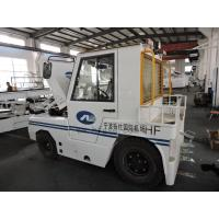 High Power Airport Tow Tractor , Ground Support Equipment Two Tug Linde Fork