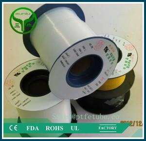 China PTFE tube,PTFE TEFLON TUBE,Transparent ptfe teflon tube on sale