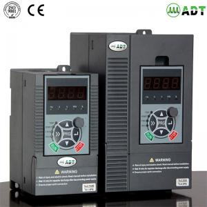 China Compact Small Size AC-DC-AC 220V 0.4~3.7KW Multi-function Open Loop Frequency Inverter variable frequency Drive on sale