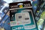 China Lexar Micro SDHC Card Class10 (32GB) Price $55 wholesale