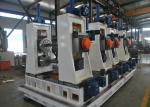 High Frequency Square Tube Mill , Carbon Steel Welded Pipe Production Line