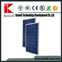 solar energy system 250W solar panel system poly solar panels