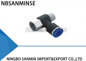 China PHF Female Banjo Fitting Accessories Plastic Fitting Used Truck Air Connector Sanmin on sale