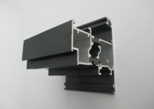 China Themal Break Aluminium Window Profiles , Powder Coating Aluminium Profiles on sale