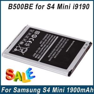 China B500BE Replacement Battery For Samsung S4 Mini Battery i9190 Cellular Batterie on sale