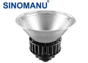 China Outdoor Black High Power LED High Bay Lights 6063 Aluminum Alloy Heat Sink on sale