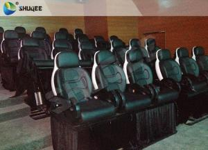 China Funny Mini 5D Movie Theater Luxury Electric System For 24 Seats Special Effects on sale