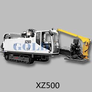 China XZ500 full hydraulic horizontal directional drilling rig on sale