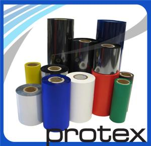 China Zebra color thermal transfer printer wax ribbon barcode on sale