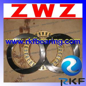 China China High Precision ZWZ Thrust Roller Bearing With Brass Cage ZWZ 81112 Bearing on sale
