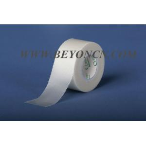 China 針および注入ライン固定のための絹の医学テープ滑らかな Hypoallergy on sale