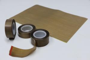 China Perfect Heat Resistant Adhesive Ptfe Teflon Tape on sale