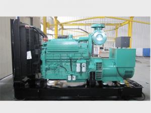 China 220v portable 20kw diesel generator set with dongfeng cummins 4b3.9-g2 diesel engine on sale