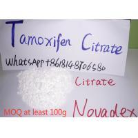 Tamoxifen Citrate Anabolic Legal Steroids Nolvadex Androsterone Powder MOQ 100g